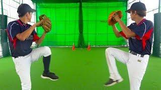野球トリックショット Baseball Trick Shots thumbnail