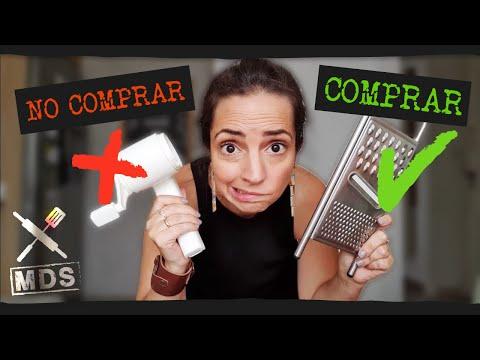 ¿Vale o NO VALE LA PENA comprar estas cosas? - Manual de Supervivencia E01 - Paulina Cocina