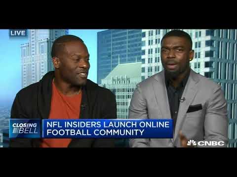 CNBC s Com Players Simeon Rice%2C Bryant McFadden