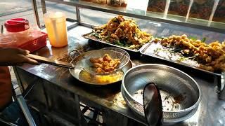Cambodia food streets