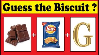 Guess the biscuit quiz | Brain game | Riddles with answers | Puzzle game | Timepass Colony