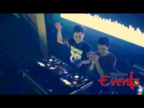 DJ KARMA performing Live at Bottles & Chimney,Hyderabad by Signature Events