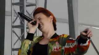 La Roux - Tigerlily - Governors Ball, New York 6/6/2014