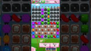 Candy crush level 1697
