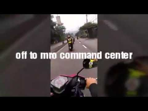 Marikina Charity Ride.. Kamote Rider Nc2 Vlog #2