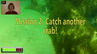 Let's Play: Crab Catching Simulator