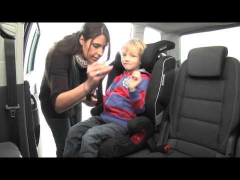Детское автокресло Recaro Monza Nova 2 Seatfix видео обзор