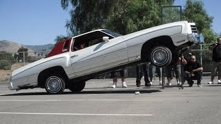 Video Hydraulic Lowrider Cars Defy Gravity download MP3, 3GP, MP4, WEBM, AVI, FLV Juli 2018