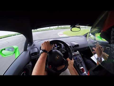 Puresport - Lamborghini Huracan - Autodromo di Franciacorta