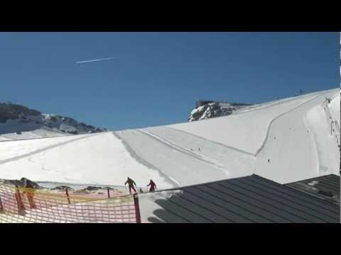 ski Dachstein gletscher