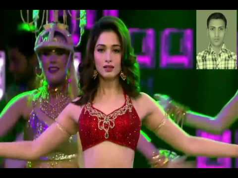 Tamanna bhatia hot dance for zee awarde negetive channel