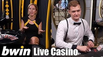 bwin Live Blackjack und Roulette: Höhere Einsätze! ★ Let's Gamble mit echtem Geld!