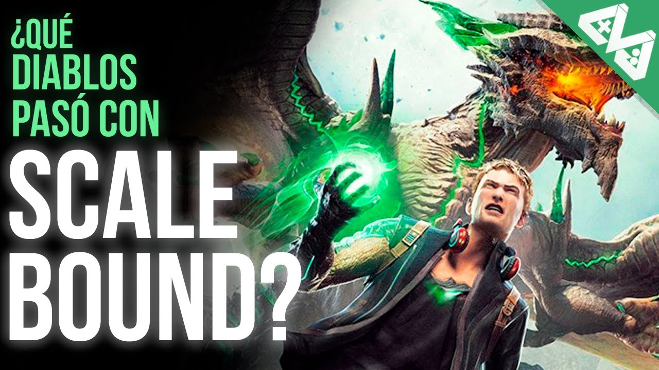 ¿Qué diablos pasó con Scalebound? | La tragedia de Xbox y PlatinumGames