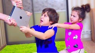 Не ХВАТИЛО ТЕРПЕНИЯ! Камиль ДОЛЖЕН был это СДЕЛАТЬ! для детей kids children thumbnail