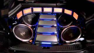 Rapid Radio Sony Demo Car 2010