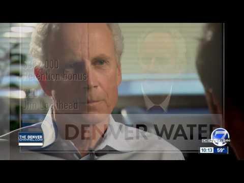 Denver Water employees surprised by CEO's bonus