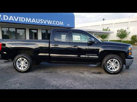 2015 Chevrolet Silverado 1500 Orlando, Sanford, Kissimme, Clermont, Winter Park, FL 4894P