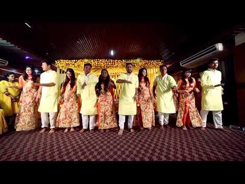 ।। SHIHAB & ANTARA ।। Holud Dance Performance