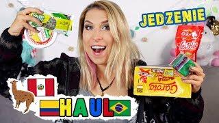 Jedzenie z Ameryki Południowej! Amazonia HAUL 2/2 | Agnieszka Grzelak Vlog