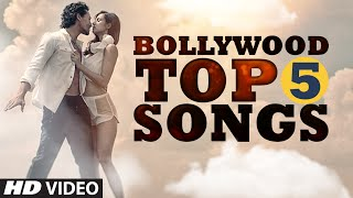 Bollywood Weekly Top 5 Songs | Episode 1|  Hindi Songs