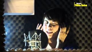 Hải Băng thu âm cho Album đầu tay !