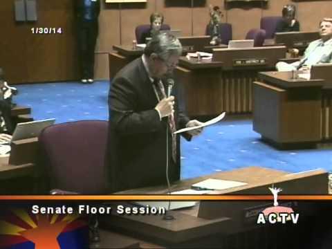 Arizona State Senate supports Azerbaijan