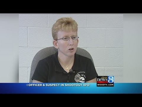 Shot Muskegon Sgt. expected to be OK