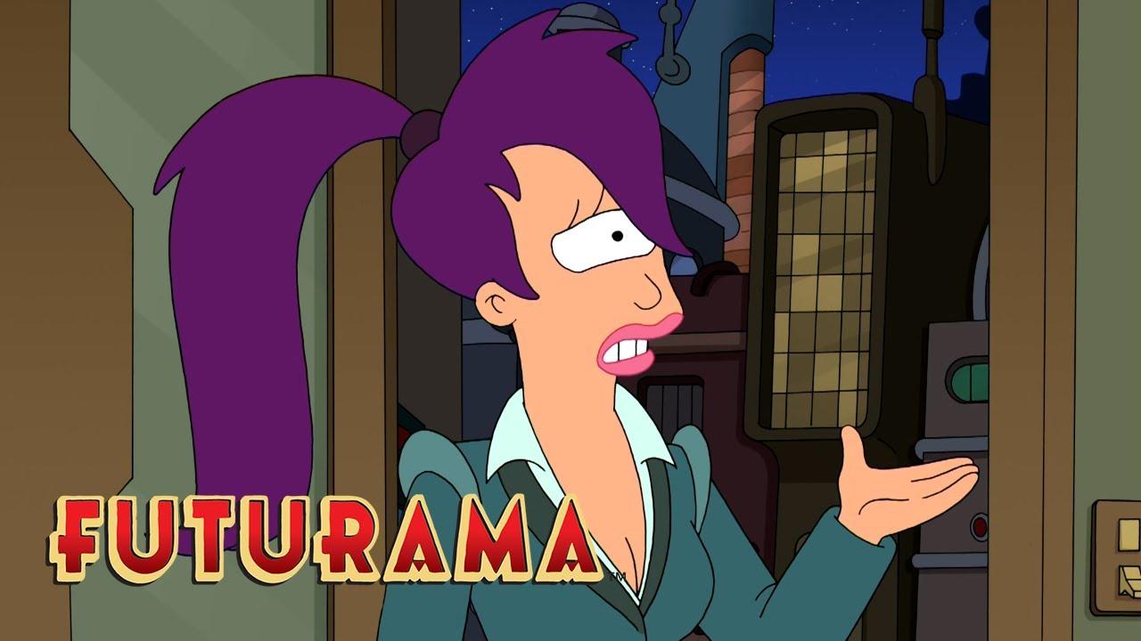 Download FUTURAMA   Season 9, Episode 3: Dumb And Hip   SYFY