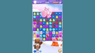 Candy Crush Friends Saga Level 100 ~ Yeti unlocking dragon, still beta, not working