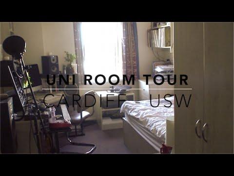 University Accomadation Room