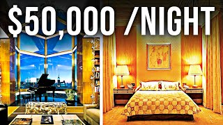 The Most Expensive Hotel Room In NYC