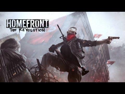 Homefront: The Revolution - Announcement Trailer [US]