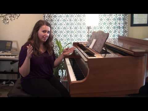 Musical Alphabet - Piano Basics