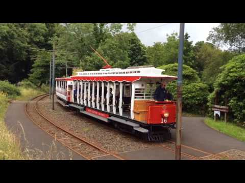 The Manx Electric Railway, Summer 2017