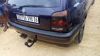Song d'un moteur Volkswagen  golf 3 vr6 sincro