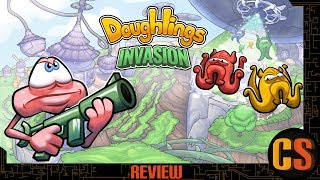 DOUGHLINGS: INVASION - PS4 REVIEW (Video Game Video Review)