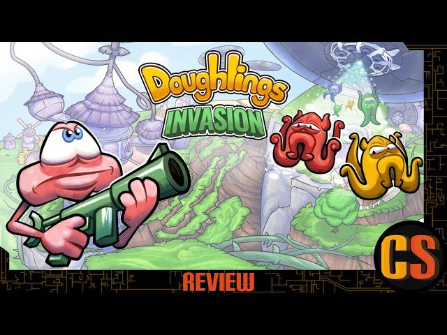 DOUGHLINGS: INVASION - PS4 REVIEW
