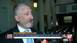Mayor of St. Petersburg gives State of the City address
