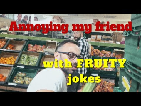 Fruit & Veg Puns & Jokes
