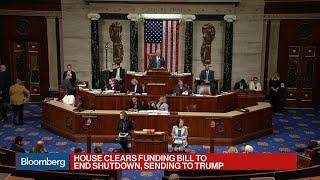 Strategist Treacy Says Budget Fight Won