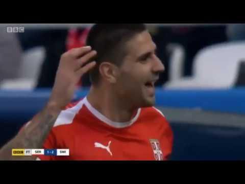 Serbia vs Switzerland 1- 2   Post Match Analysis & Discussion With Rio Ferdinand & Frank Lampard