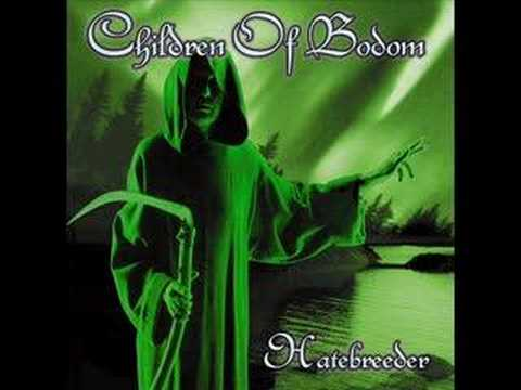 Клип Children Of Bodom - Silent Night, Bodom Night