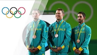 Australia wins first ever medal in Team Archery