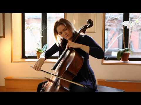 Saeunn Thorsteinsdottir, cello