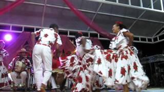 Palmeras de Urabá con Darlina Sáenz - XXI FESTIVAL DEL BULLERENGUE EN MARÍA LA BAJA, BOLIVAR. 2014