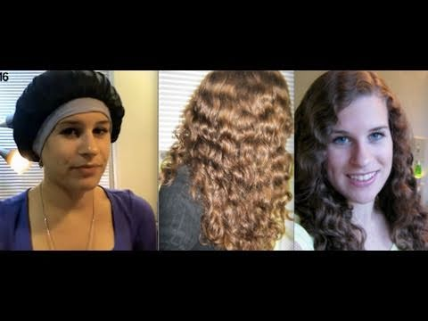 Curly Care: Braiding Method for 2nd Day or Overnight Hair ...