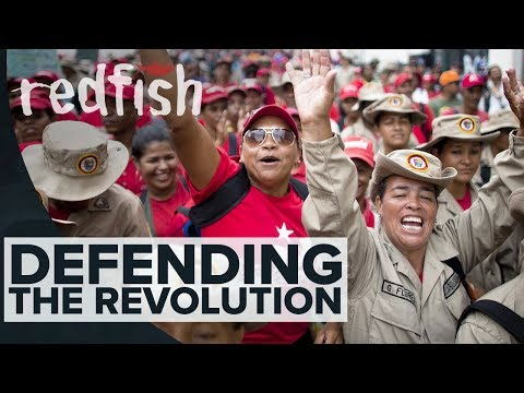 Venezuela: Defending the Revolution