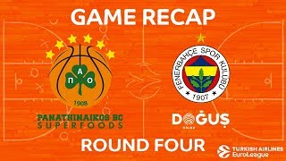 Highlights: Panathinaikos Superfoods Athens - Fenerbahce Dogus Istanbul