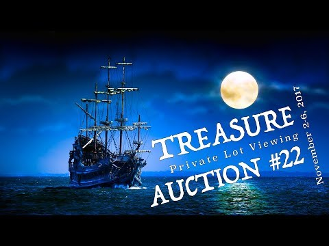 CoinWeek: Private Lot Viewing: Daniel Frank Sedwick Treasure Auction #22 - 4K Video