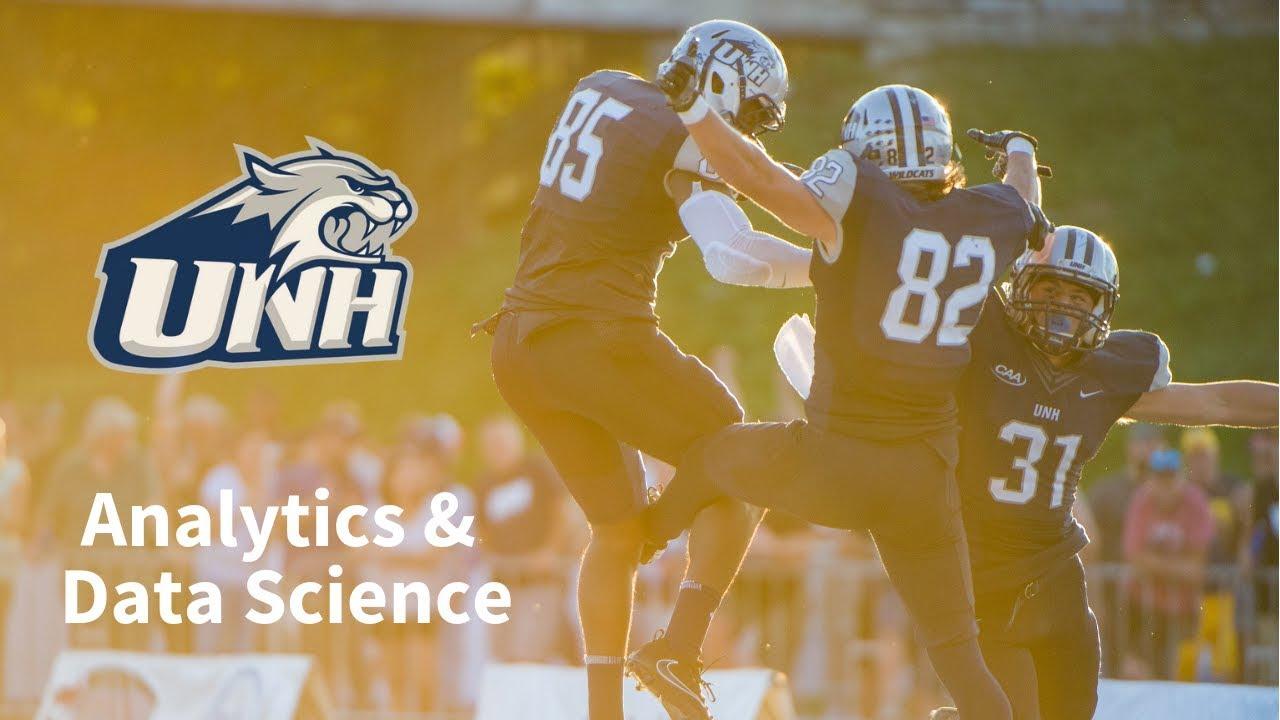 UNH Analytics & Data Science Wildcat Football Key Stats Week 10